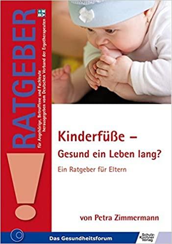 Buch Kinderfüße - Gesund ein Leben lang
