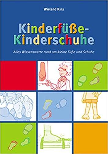 Buch Kinderfüße - Kinderschuhe