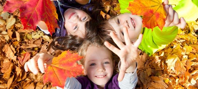 Gute Kinderschuhe für den Herbst