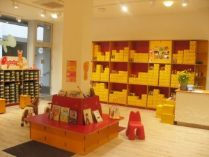 Cangorino-Kinderschuhladen in Konstanz