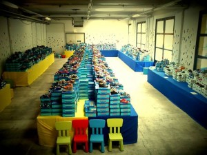 Der Richter-Kinderschuhe-Outlet in Wien